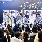 งานแถลงข่าว Stray Kids UNVEIL TOUR 'I am ...' in BANGKOK
