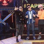 Twopee, ปู่จ๋าน ลองไมค์, UrboyTJ และ ฟักกลิ้ง ฮีโร่