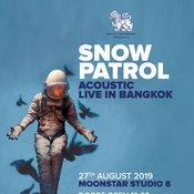 """บริตร็อคกันแบบชิลๆ """"Snow Patrol"""" เตรียมเยือนไทย โชว์อะคูสติกสุดพิเศษ 27 ส.ค. นี้"""