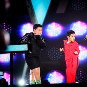อชิ ต้นกล้า และ จูเนียร์ The Voice Kids