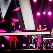 สเตฟานี่-พิงค์กี้-คุกกี้ The Voice Kids