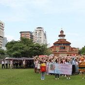 SWIFTIES THAILAND FAN-MADE BIGGEST BILLBOARD