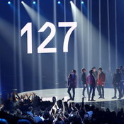NCT 127 at 2019 MTV EMAs