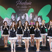 GIRLS' GENERATION 4th TOUR - Phantasia - in BANGKOK