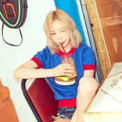 แทยอน Girls' Generation