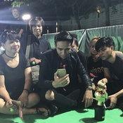 ก้อง ห้วยไร่ JOOX AWARDS 2017