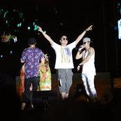RipCurl x Lazerface Soundwave Summer Carnival