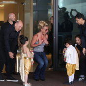 Britney Spears in Bangkok