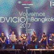 TOYOTA PRESENTS DVICIO VOLVEMOS IN BANGKOK 2017