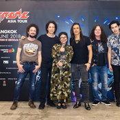 """""""Extreme Live in Bangkok 2018"""" สิ้นสุดการรอคอยที่แสนยาวนานของแฟนเพลงชาวไทย"""