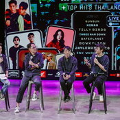 """ประมวลภาพแถลงข่าว """"Top Hits Thailand"""" ออนไลน์มิวสิคเฟสติวัลครั้งแรกในไทย ก่อนจัดเต็ม 7 มิ.ย.นี้"""