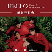 CIX 3RD EP ALBUM 'HELLO'  Chapter 3. Hello, Strange Time