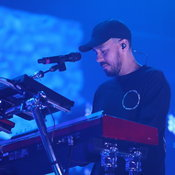 Mike Shinoda of Linkin Park Post Traumatic Tour in Bangkok 2018