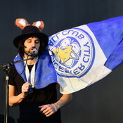 Kasabian VS Leicester City FC