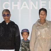 Pharrell Williams และ ครอบครัว