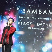 "BAMBAM THE FIRST FAN MEETING TOUR ""BLACK FEATHER"" IN THAILAND PRESENTED BY AIS NEXT G"
