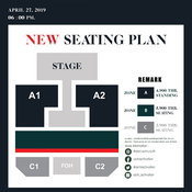 ASTRO The 2nd ASTROAD to BANGKOK [STARLIGHT]