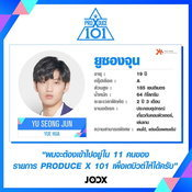 Produce X 101: Trainee Profiles