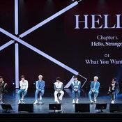 CIX <Hello, Stranger> Press Showcase in Bangkok
