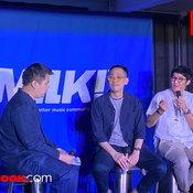 """เปิดตัว """"MILK!"""" อะคาเดมีทางดนตรีในรูปแบบ Artist Service Platform ครั้งแรกในไทย"""