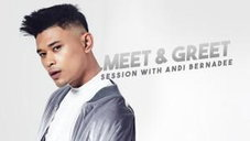 Meet & Greet Session with Andi Bernadee Contest