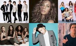 10 ศิลปินระดับโลกที่แจ้งเกิดจากเวที The X Factor