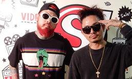 "TJ - เดย์ นำทีมชาวฮิปฮอปไปมันส์ในงาน ""Ripcurl x Pepsi sound wave"""