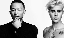 John Legend, Justin Bieber ติดโผเพลงที่มีคนคัฟเวอร์มากที่สุด