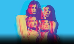 Fifth Harmony คอนเฟิร์มมาไทยแน่ 5 มีนา 2018 นี้