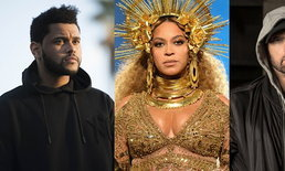 The Weeknd, Beyoncé, Eminem นำทีมลุยเทศกาล Coachella 2018