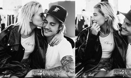 "Justin Bieber โพสต์หวานซึ้งถึง Hailey Baldwin ""คุณทำให้ผมเป็นคนที่ดีขึ้น"""