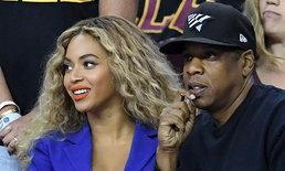 Beyonce และ JAY-Z ร่วมชมรอบชิงฟุตบอลโลกกับแฟนๆ ชาวฝรั่งเศส ก่อนขึ้นแสดงคอนเสิร์ต