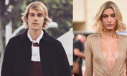 Justin Bieber หมั้นกับแฟนสาว Hailey Baldwin เรียบร้อยแล้ว