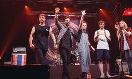 "Nothing But Thieves กับคอนเสิร์ตครั้งแรกในไทย ที่เต็มไปด้วยเพลงที่ ""ได้ใจ"" แฟนเพลงที่สุด"