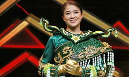 """""""หมิว Boom Boom Cash"""" เผย! การแข่ง """"The Mask Line Thai"""" ยากกว่าตอนคว้าแชมป์โอเปร่า"""