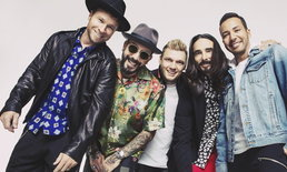 Backstreet Boys' Back, Alright? กลับมาคอนเสิร์ตใหญ่ในไทยของบอยแบนด์ระดับโลก 24 ต.ค. นี้