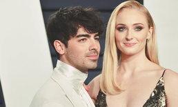 เซอร์ไพรส์! Joe Jonas เข้าพิธีแต่งงานกับ Sophie Turner หลังจบ Billboard Music Awards ที่ลาส เวกัส