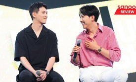 จงฮยอน VS จองชิน CNBLUE แฟนมิตติ้งที่เต็มไปด้วยเสียงหัวเราะ