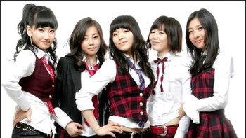 Wonder Girls 5 สาวน้อยมหัศจรรย์