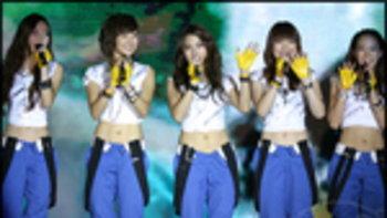KARA @ Thai - Korea's Friends Concert