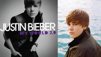 คุณพร้อมหรือยังที่จะเป็น Baby ของหนุ่ม Justin Bieber (จัสติน บีเบอร์) ?