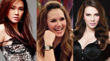 ที่สุด Top 5 ศิลปินหญิงตัวแม่ล้านตลับ!