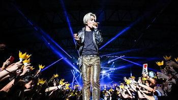 """ดี๊ดีครั้งแรกของ """"แทยัง""""  2015 TAEYANG WORLD TOUR [RISE] in Bangkok"""