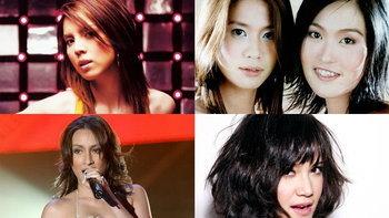 """รวมผลงานศิลปินสาวไทยสุดฮ็อต ที่ """"เคย"""" ถูกมองว่าเซ็กซี่เกินไป"""