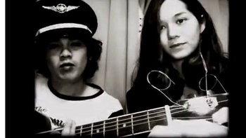 สวีทสุดๆ แอมมี่ The Bottom Blues - วี วิโอเลต ร้องเพลงคู่สุดน่ารัก