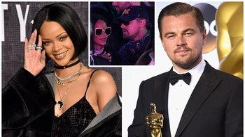 อะไรยังไง? Rihanna กิ๊กกับ Leonardo DiCaprio จริงๆ สินะ!