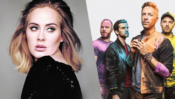 Adele, Coldplay, The 1975 คว้ารางวัล BBC Music Awards 2016