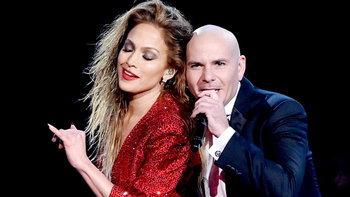 "Pitbull เตรียมระเบิดความฮ็อตกับ Jennifer Lopez อีกครั้งใน ""Sexy Body"""