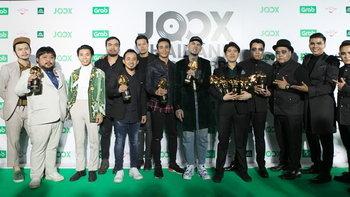 สรุปผลรางวัล JOOX Thailand Music Awards 2017