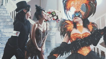 """""""ริม ซิลลี่ฟูลส์"""" เปิดตัว! หลุดความลับใน MV จงเรียกเธอว่านางพญา"""